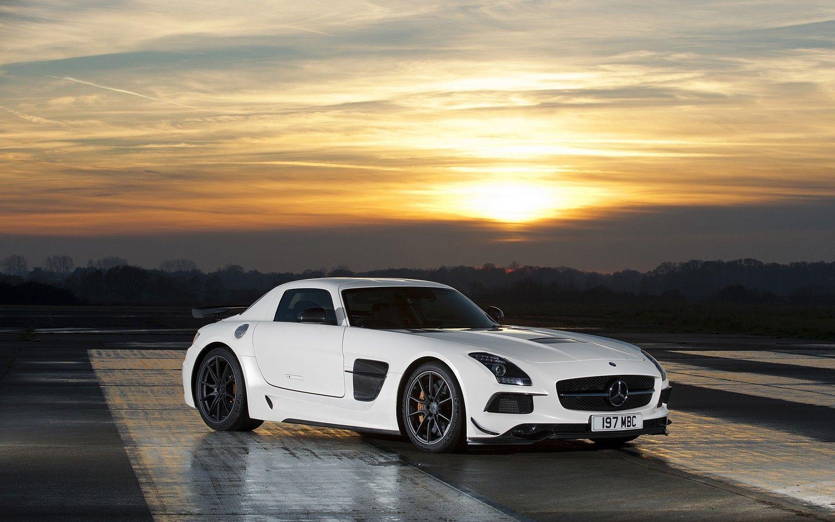 Mercedes Benz SLS AMG BLACK SERIES photoshoot!!! * What is