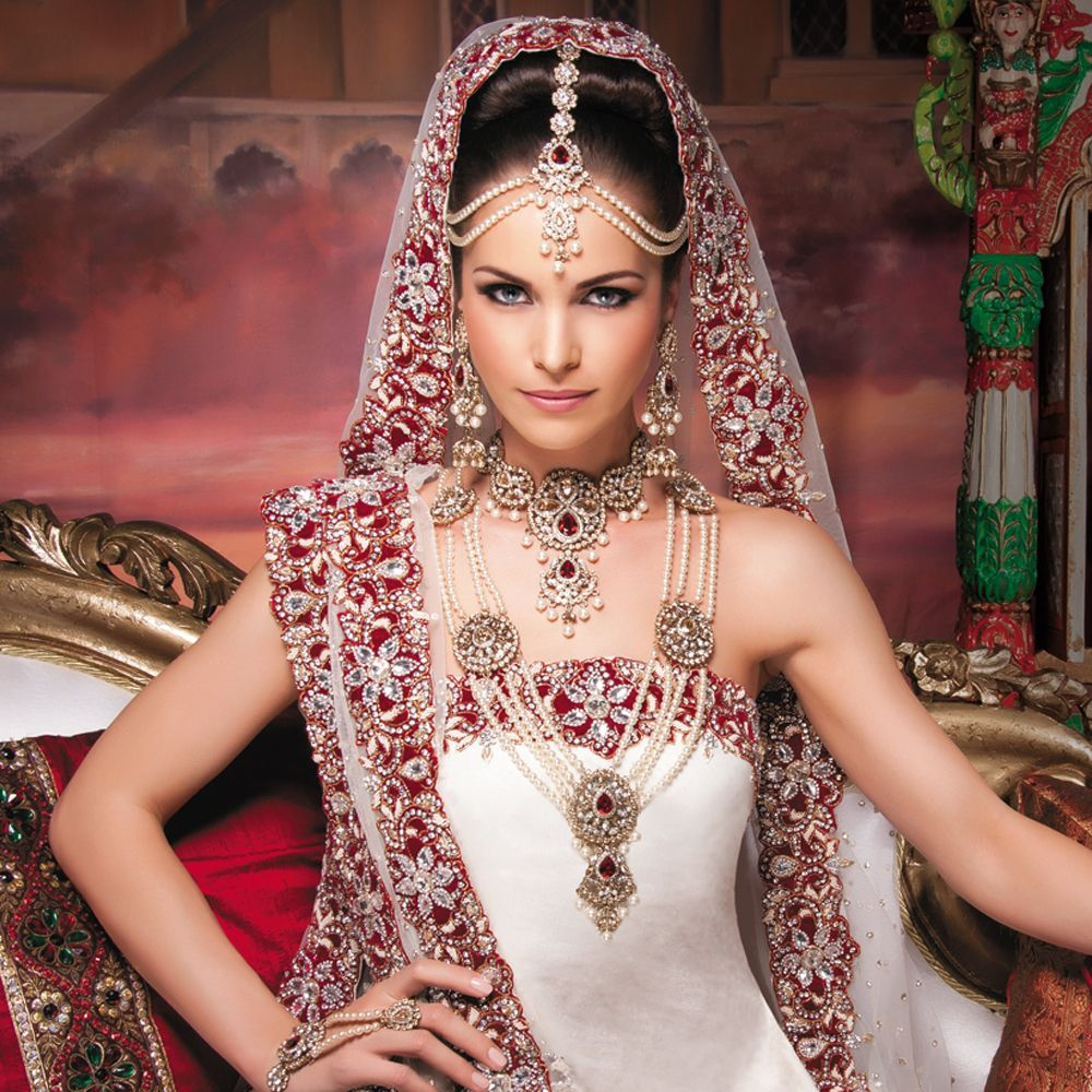Jewels pinterest beautiful indian wedding jewellery and jewellery - Mughal Bridal Jewelry Is Beautiful