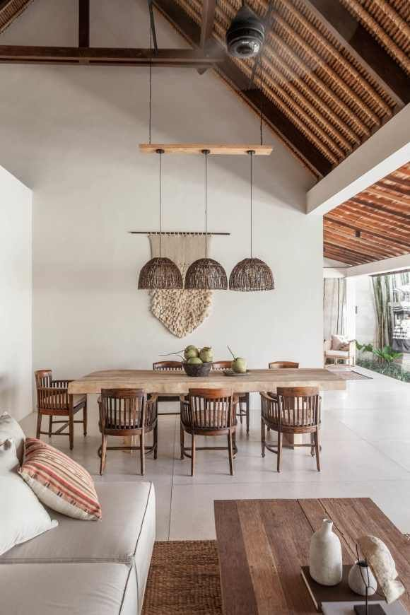 Beautiful Airbnb Vacation Home with Balinese natural interior design