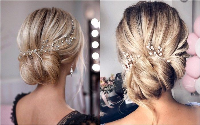 20 Drop-Dead Bridal Updo Hairstyles Ideas From