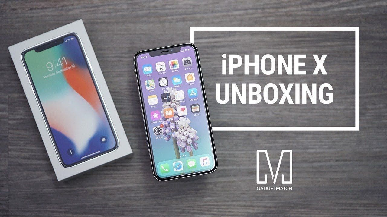 iPhone X Unboxing & Review 2017 iphone x price in pakistan