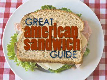 Panini Happy's Great American Sandwich Guide - more than 200 of the best sandwiches from around the U.S. (plus a few from Canada)!