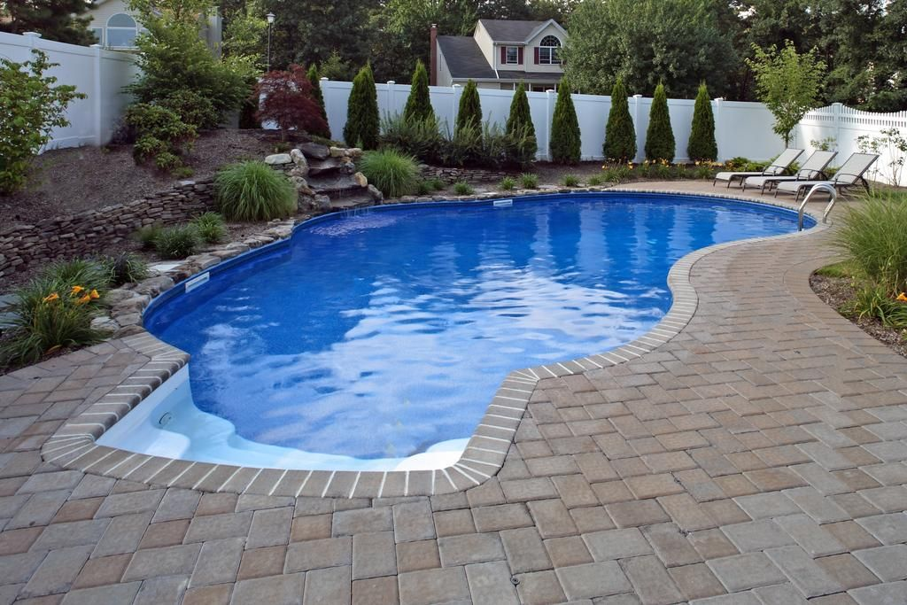 Swimming Pool Plastic Liners