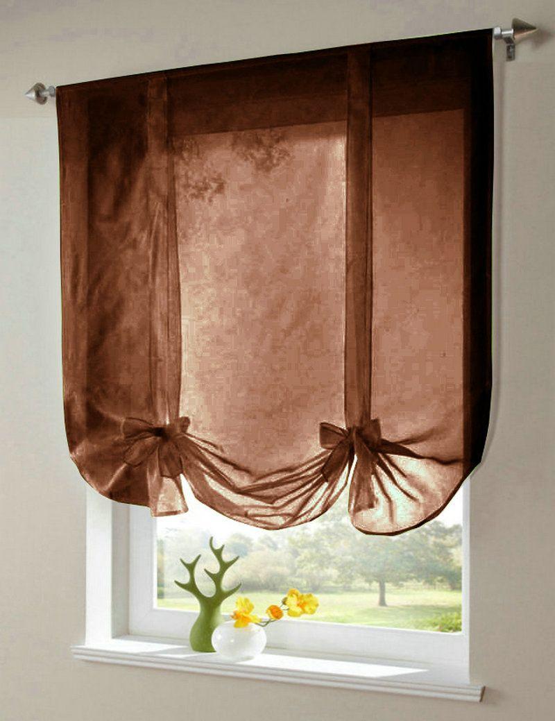 WR558 nuovo colore solido onda europea tende soggiorno balcone tieblinds tenda 1 pz