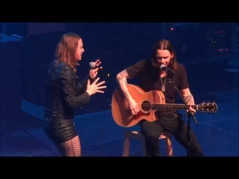 Alter Bridge With Lzzy Hale Watch Over You Live Ab