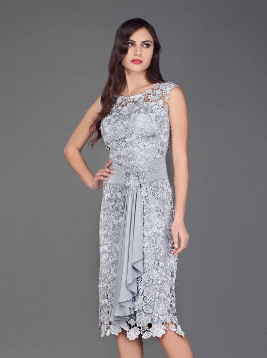 24d7f4d9abf3 Κλασικό φόρεμα κοντό με δαντέλα - Κλασικά Φορέματα | I loVe Dresses ...