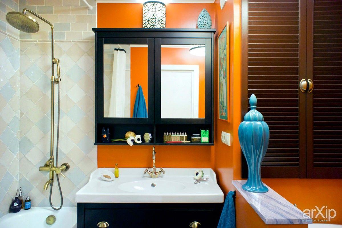Санузел в колониальном стиле: интерьер, квартира, дом, санузел, ванная, туалет, эклектика, 0 - 10 м2 #interiordesign #apartment #house #wc #bathroom #toilet #eclectic #010m2 arXip.com