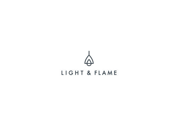 Light & Flame by Joshua Evans, via Behance