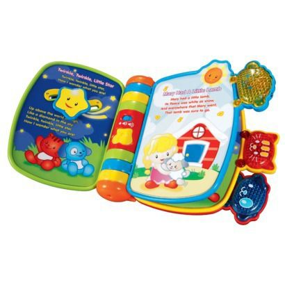 Vtech Rhyme And Discover Book Target 1329 Christmas Ideas For
