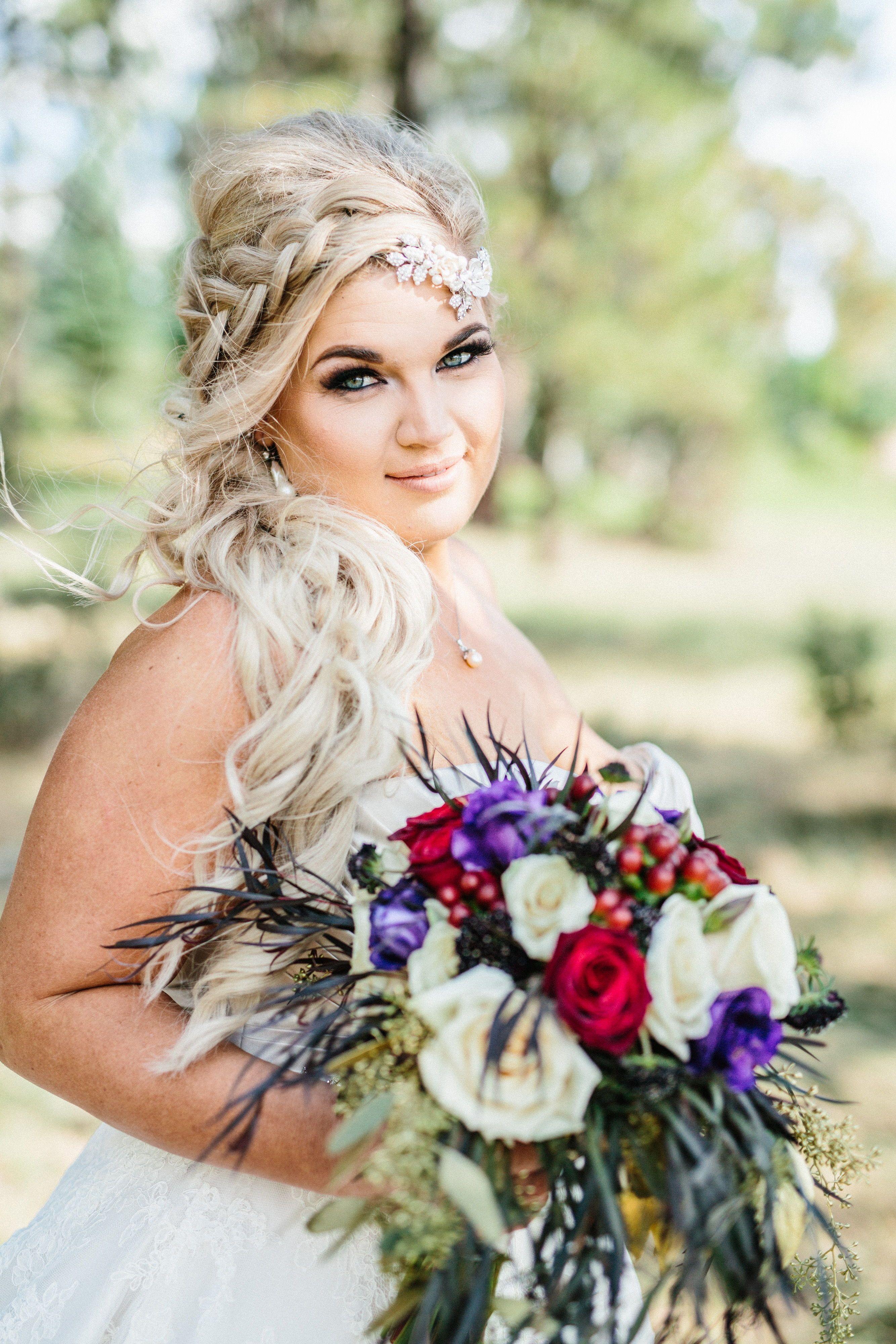 Kelsey Richard Munds Park Az Autumn Wedding Wedding Photography Wedding Hairstyles
