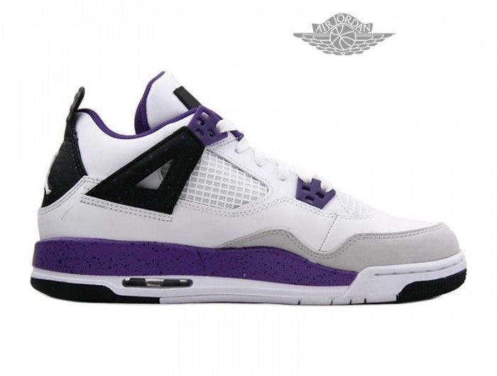 design intemporel 0e52f fb626 Boutique Authentique air jordan 4 femme chaussure jordan pas cher