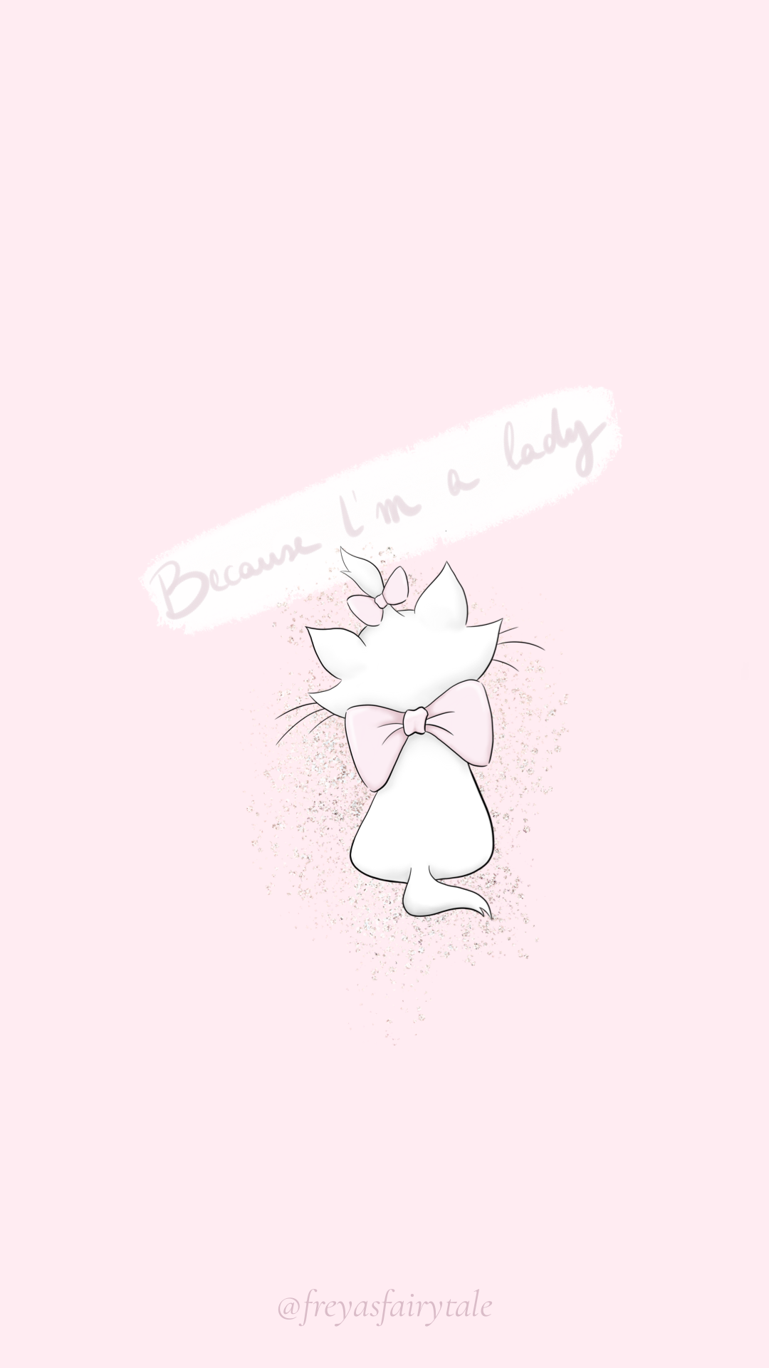 Little Lady: Free Girly Marie Phone Wallpapers - Freya's Fairytale