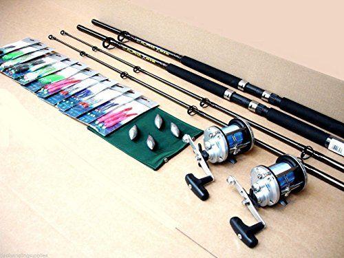 Spinning Rods Fishing Shakespeare Omni Boat 7ft 20-30lb