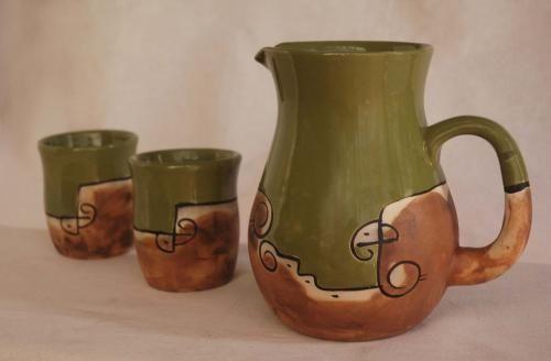 Fotos de ceramica artesanal allpa usta karina1 for Materiales para ceramica artesanal
