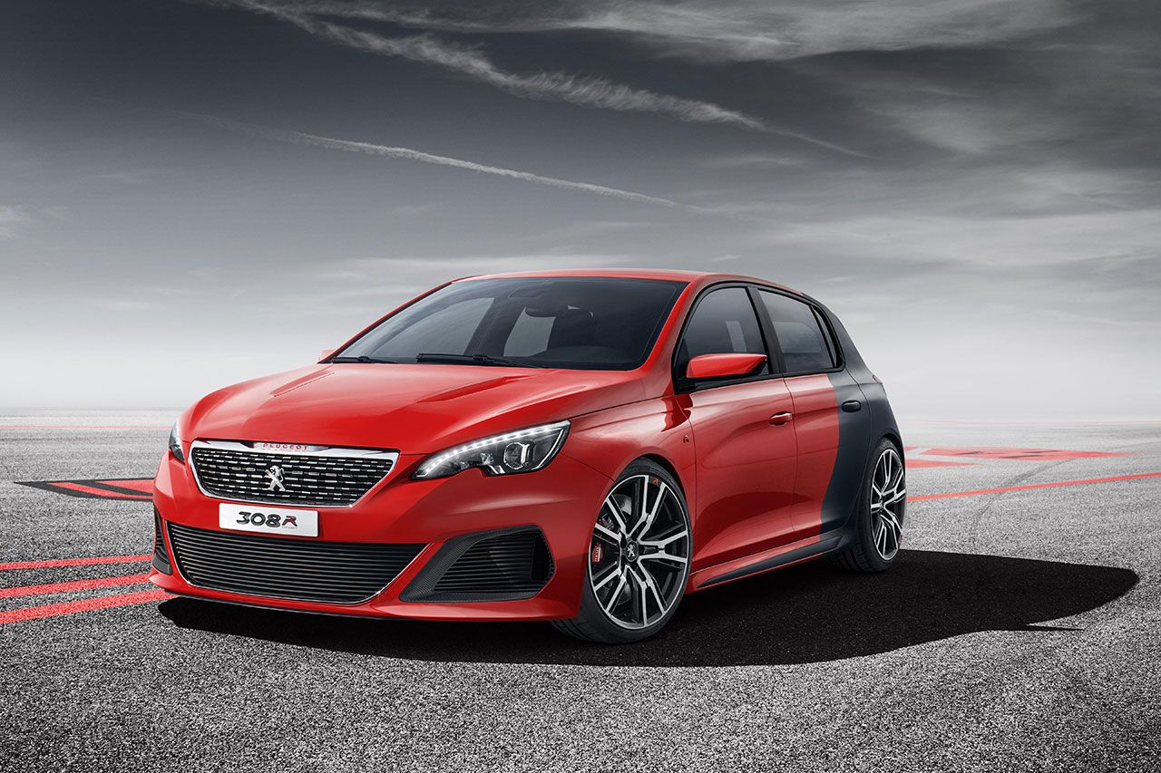 Peugeot Confirms 308 Gti With 250 Or 270 Hp Http Www 4wheelsnews