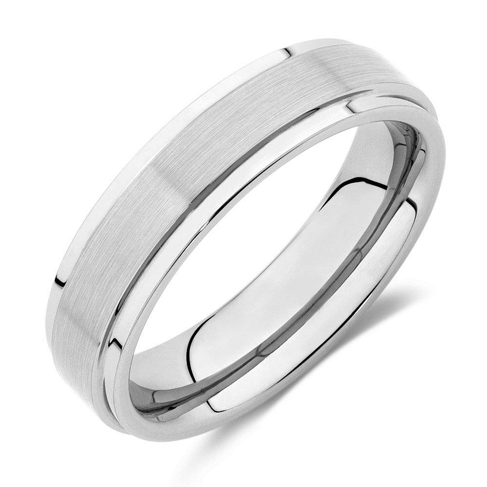 Tungsten Wedding Ring Michael Hill Jewelers 379 Someday soon