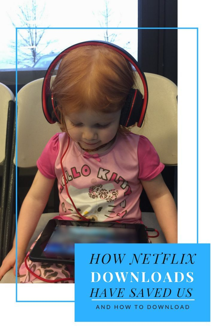 How Netflix Downloads Have Saved Us | Really, Are You