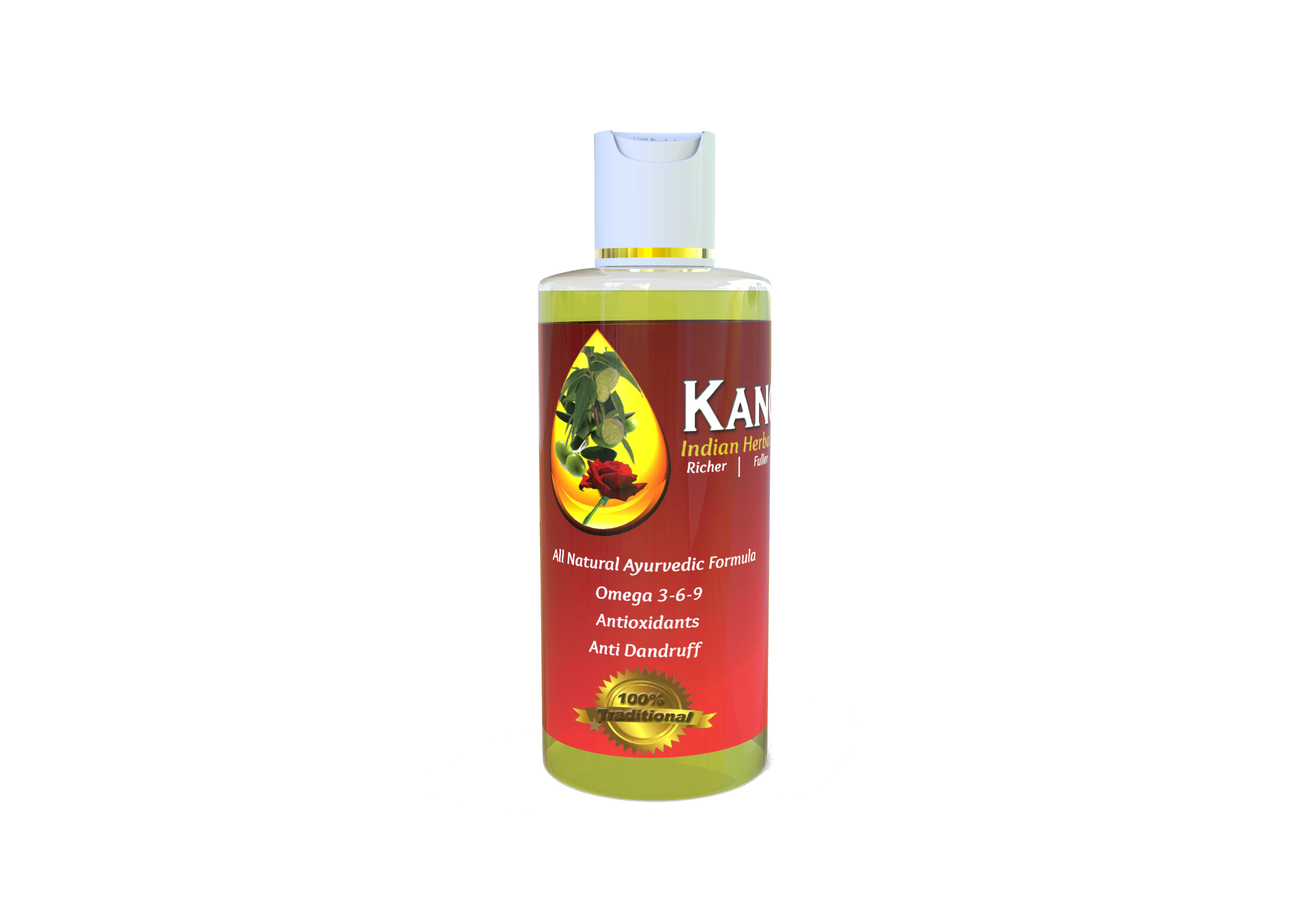 Kanchiindianoil.us - Kanchi Indian Herbal Hair Oil - Natural Hair Oil Treatment - Naturally Lavish Hair - Indian Oil Treatment for Hair and Scalp