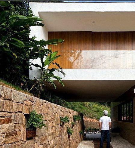 gaya rumah modern minimalis tropis (with images)