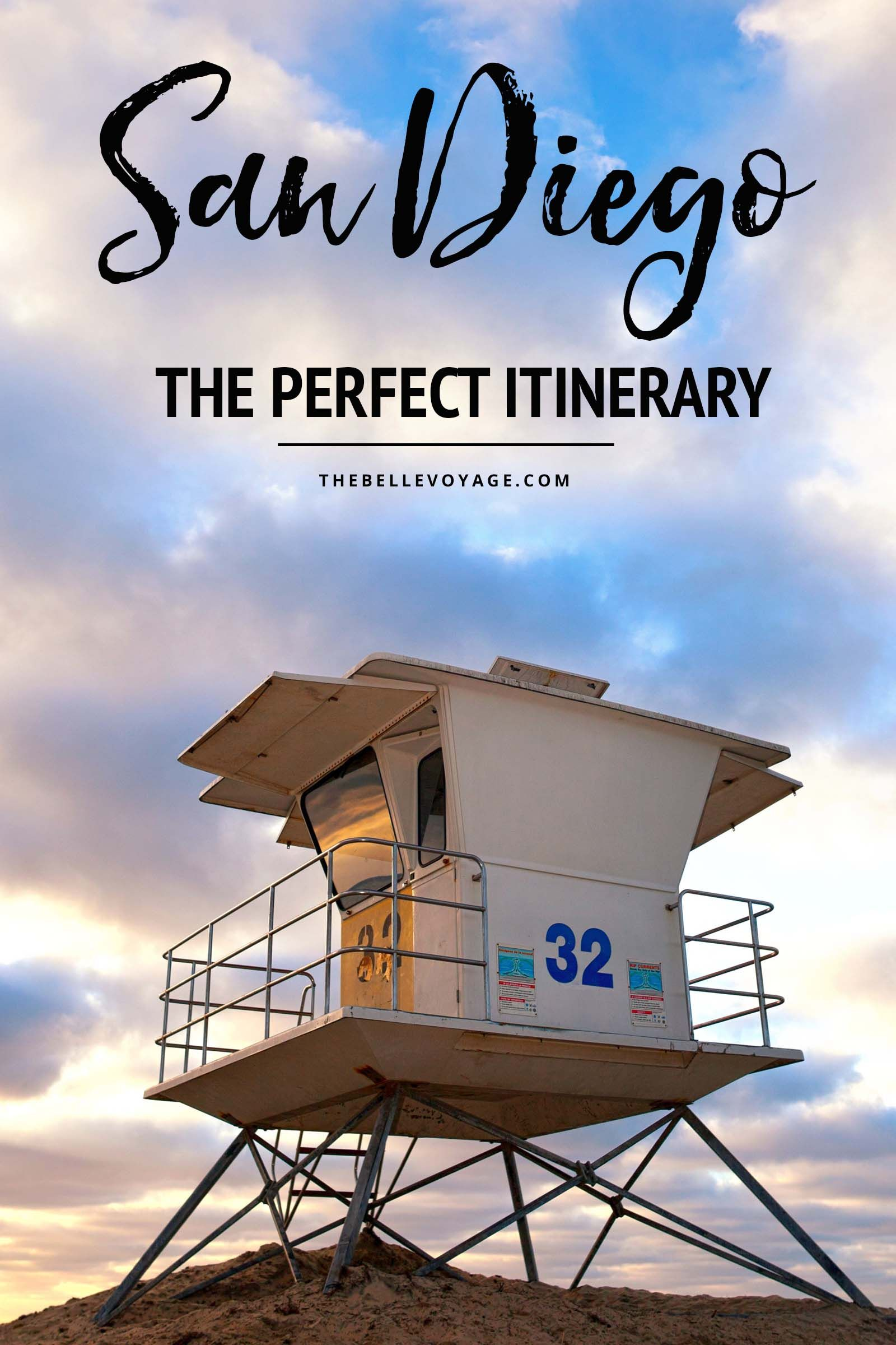 San Diego – The Perfect Itinerary for First-Timers | Things to do in San Diego California | San Diego Travel guide | Vacation San Diego | Restaurants, beaches and places to see.