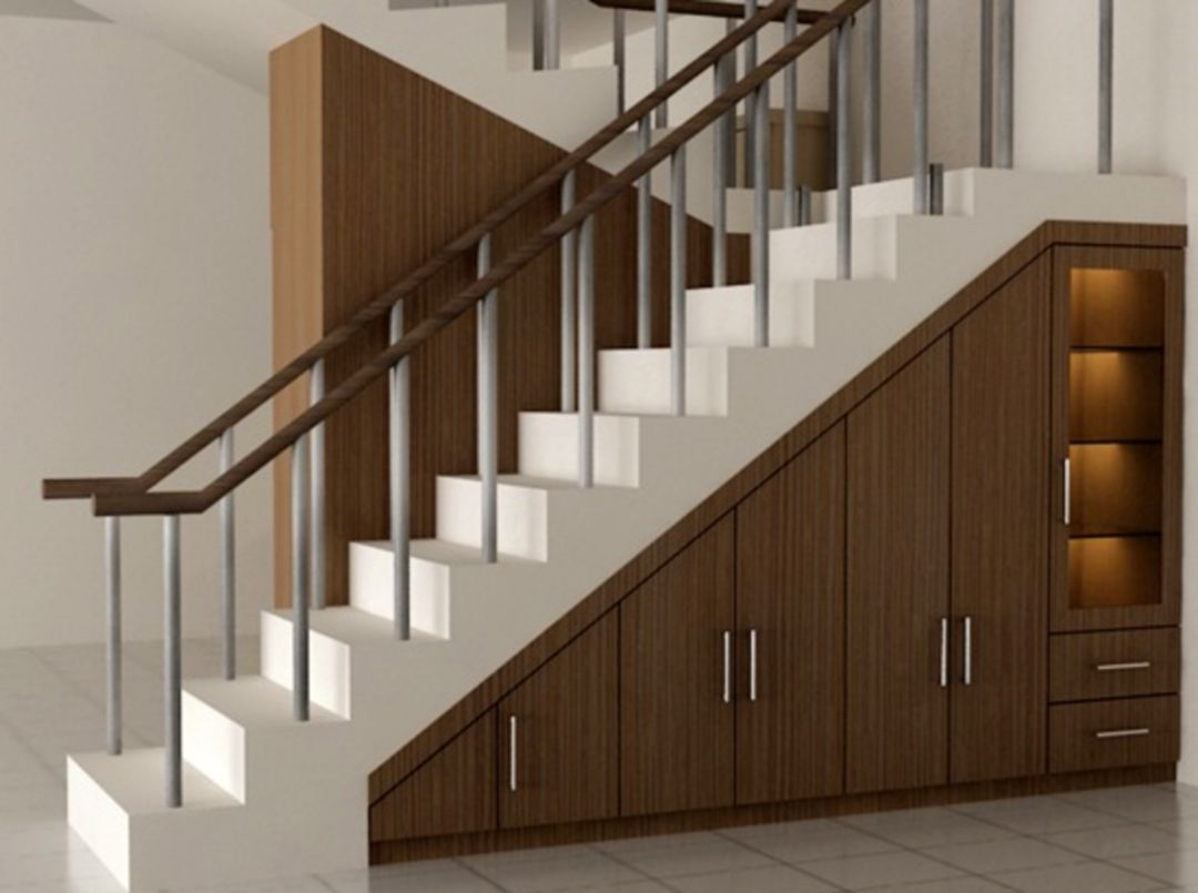 Best 15 Smart Storage Rack Ideas To Increase Your Home Storage Space Staircase Storage Staircase 400 x 300
