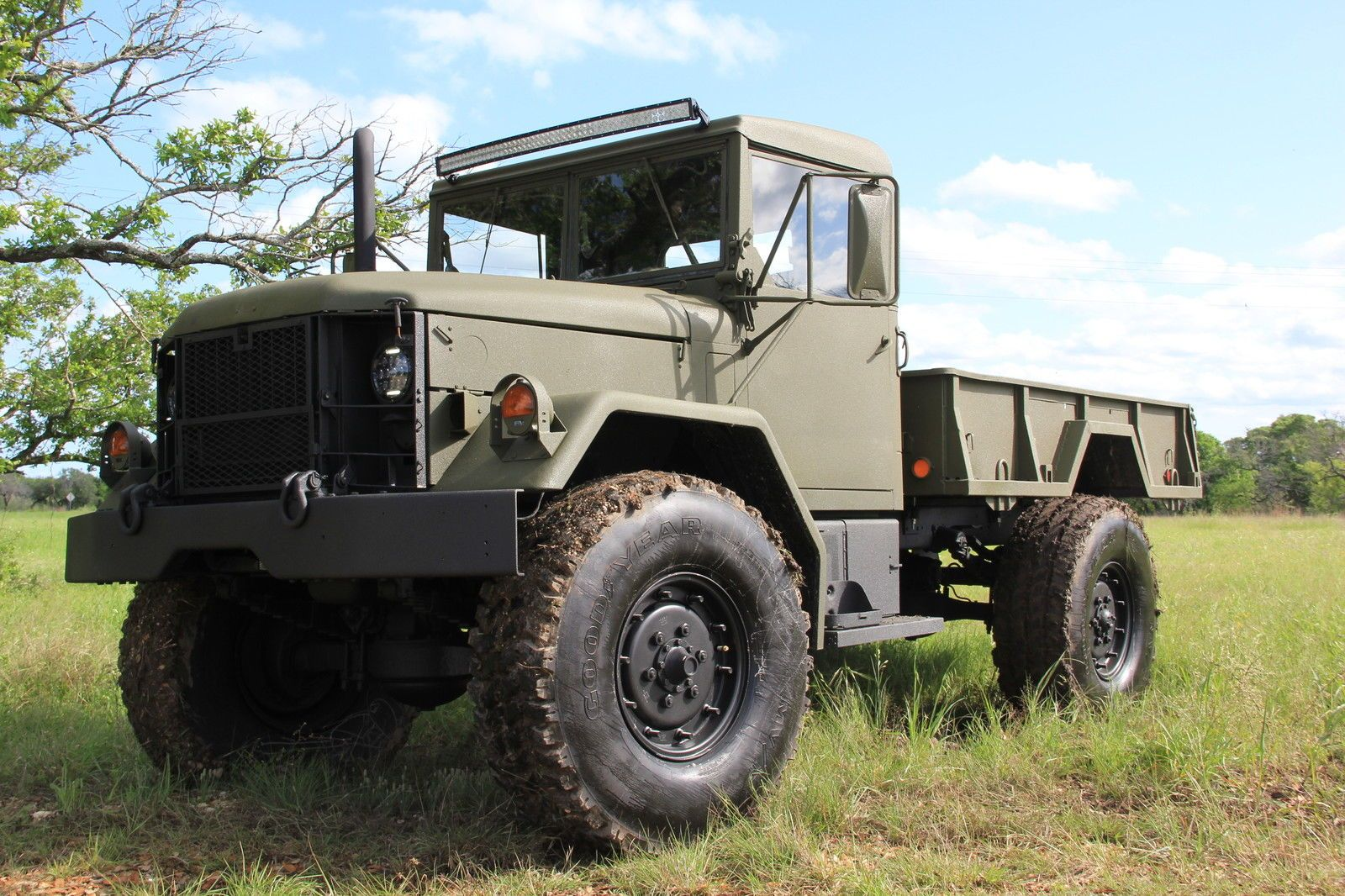 1970 M35A2 AM General Bobbed Deuce and Half | Military
