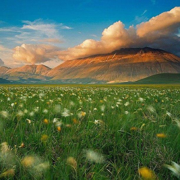 Photos of Italy | Monti Sibillini National Park, Italy. Photo courtesy of Matador ...