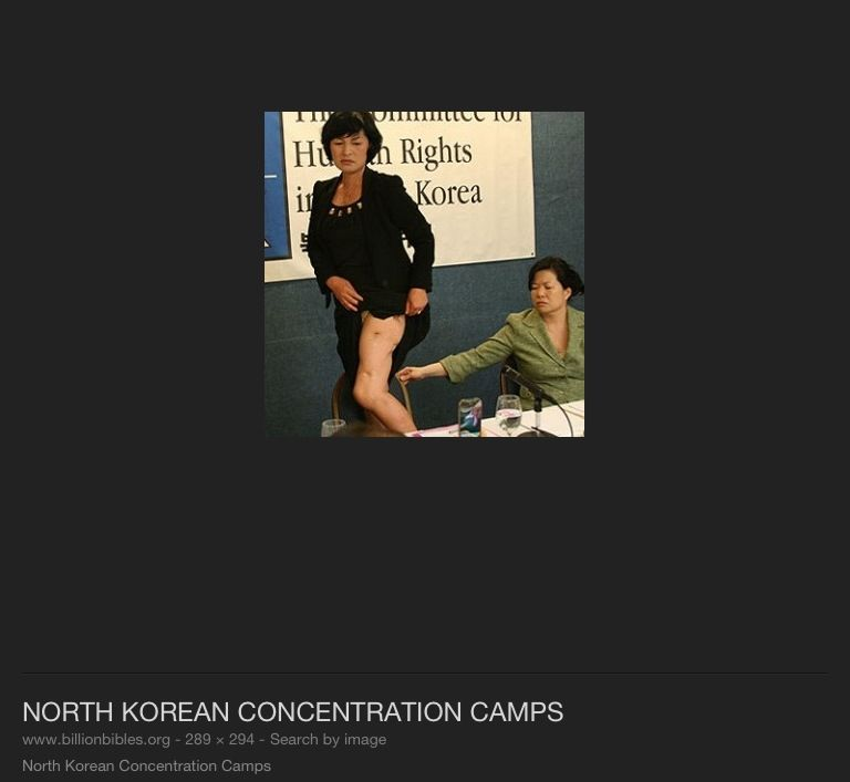 Prisons in North Korea