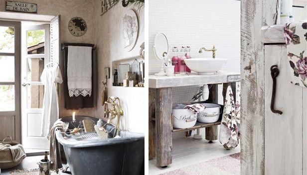 Idee bagni vintage bagni rustici clawfoot bathtub bathroom e