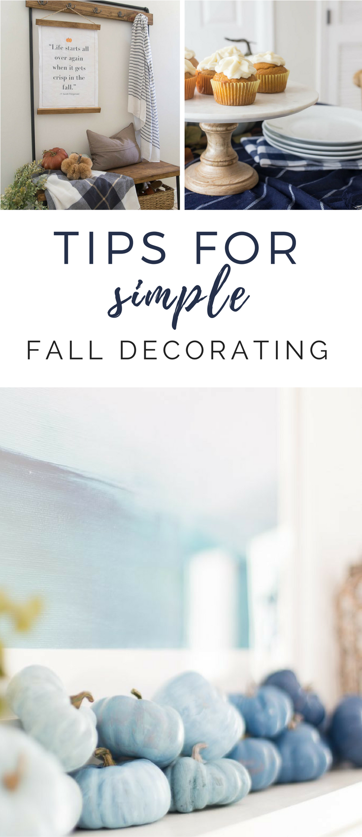 Tips for Adding Simple Fall Decor to Your Cozy Autumn Home | Cozy ...