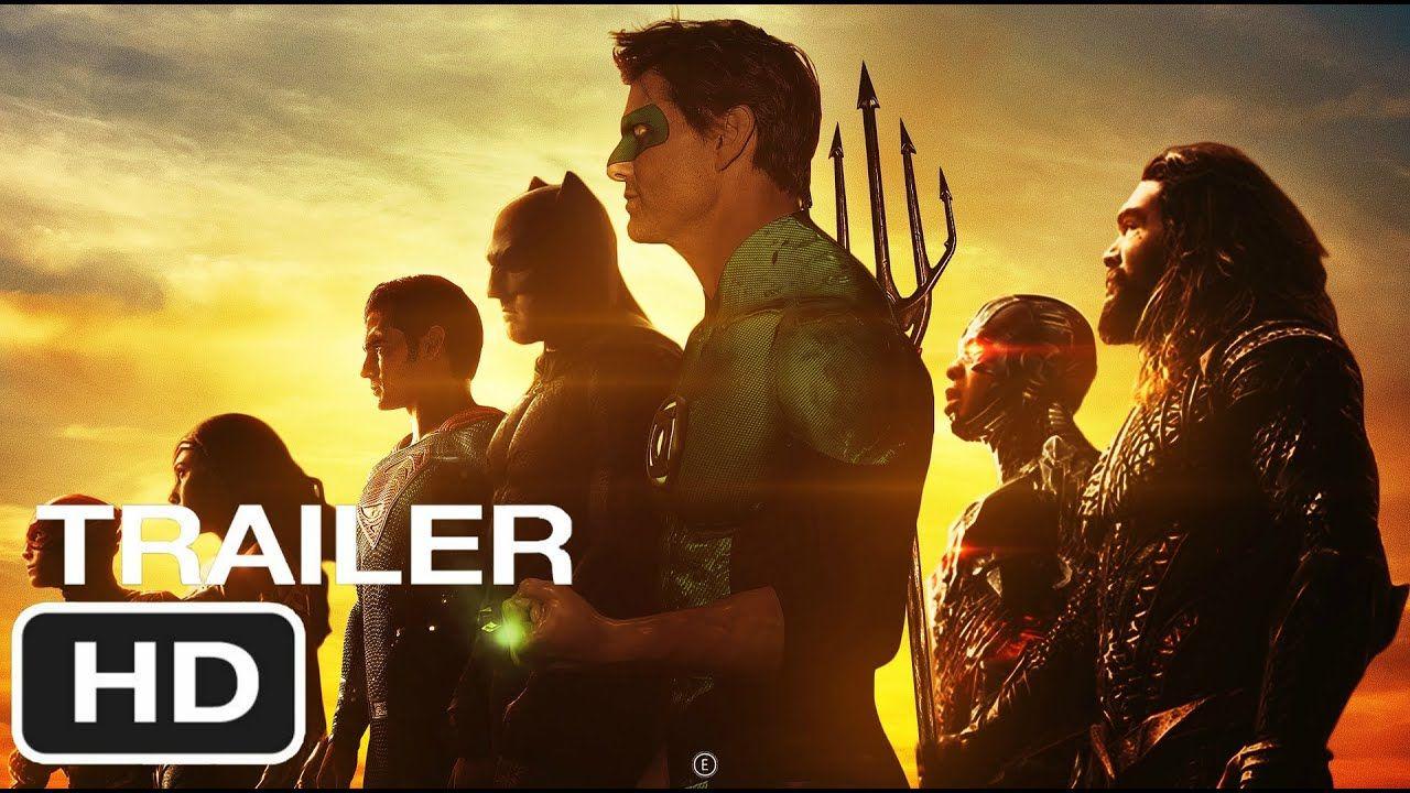 Justice League 2 Darkseid War Official Trailer 2021 Dc Comics Concept Darkseid Justice League Justice League Comics Justice League 2