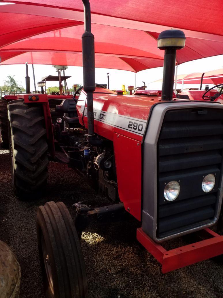 Massey Ferguson 290 (391) Price R125,000 | Used Tractors For
