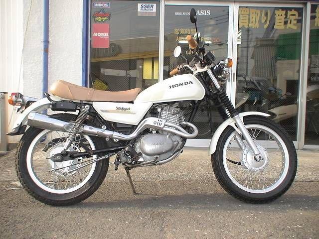 車両情報:ホンダ シルクロード   バイクショップ オアシス   中古バイク・新車バイク探しはバイクブロス