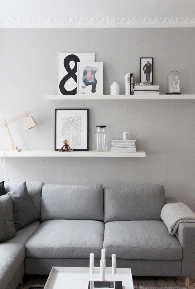 muurdecoratie woonkamer ideeen - Google zoeken | Ideeën voor het ...