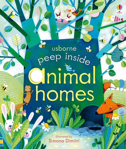 Top 5 Usborne Books For Toddlers And Little Children Animal House Usborne Board Books