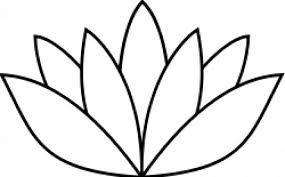 Resultado De Imagen De Dibujos De Flor De Loto Para Pintar Art