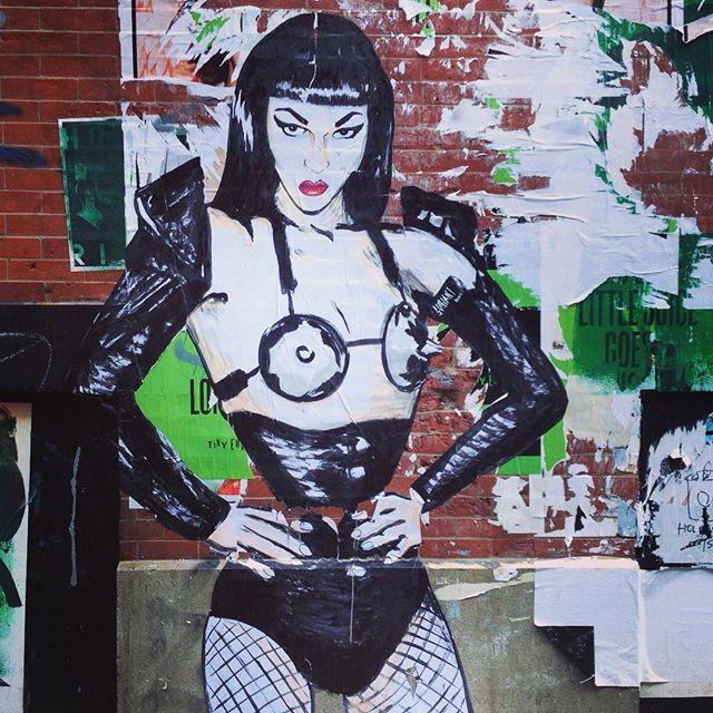 "Artist Brings ""RuPaul Drag Race"" Murals To The Streets Of New York"