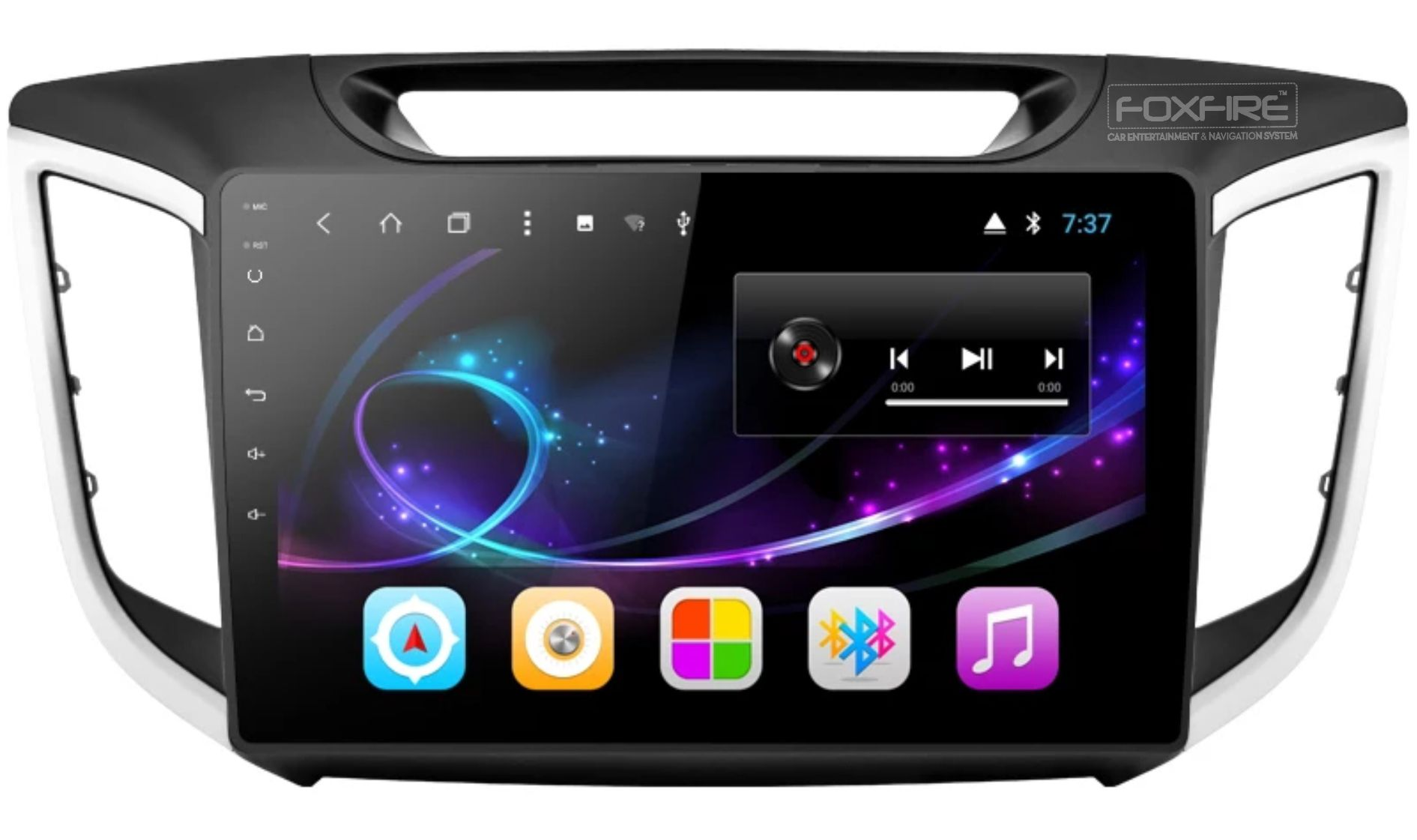 Buy Gps Navigation System For Your Car Foxfire Hyundai Creta