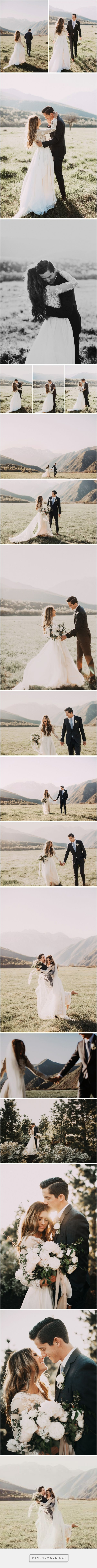 Gorgeous session!! LOVE IT!! Gabby + Patrick : Mountain Bridals – India Earl Photography
