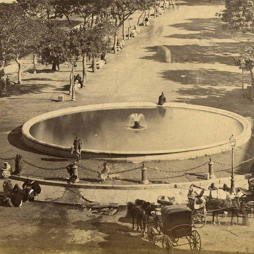 Consul's Square, Alexandria, Egypt, ca 1870s Fountain Clos…   Flickr