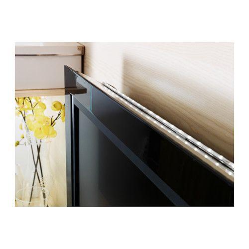 ledberg lichtleiste led wei ikea ideen ikea und ideen. Black Bedroom Furniture Sets. Home Design Ideas