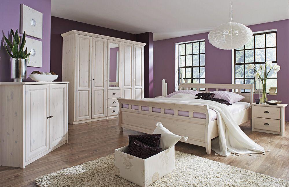 Billig schlafzimmer komplett weiss Deutsche Deko Pinterest