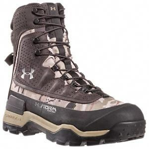 44fe3c8901d5 Under Armour Brow Tine 2.0 Insulated Waterproof Hunting Boots for Men -  Ridge Reaper Camo Forest