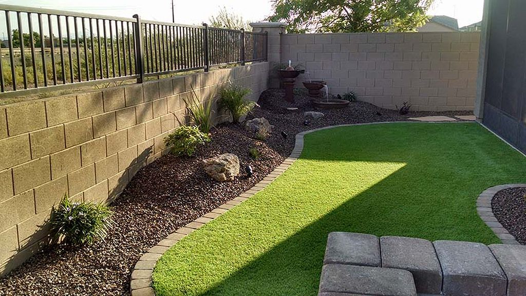 Small Backyard Landscaping Ideas 1 (With images ...