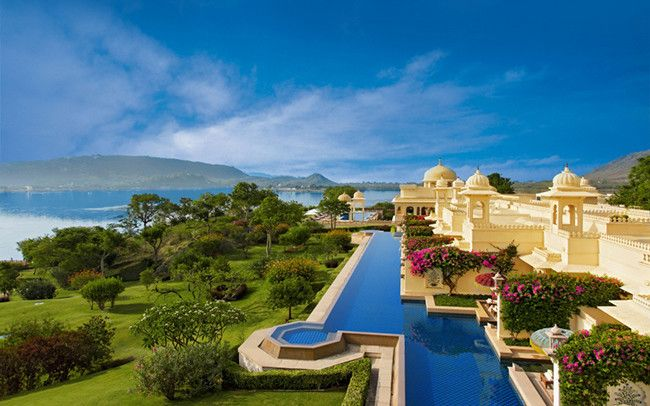 The Best 100 Hotels of the world