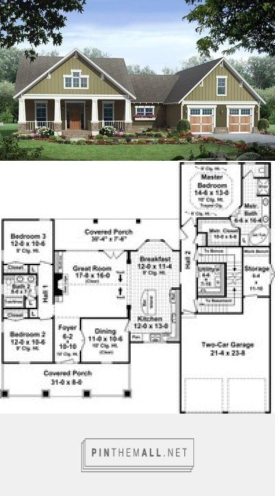 The Oakland Cottage House Plan Alp 0a0l Chatham Design Group House Plans 1816sf A Grouped Images Pi Farmhouse Plans Cottage House Plans House Plans