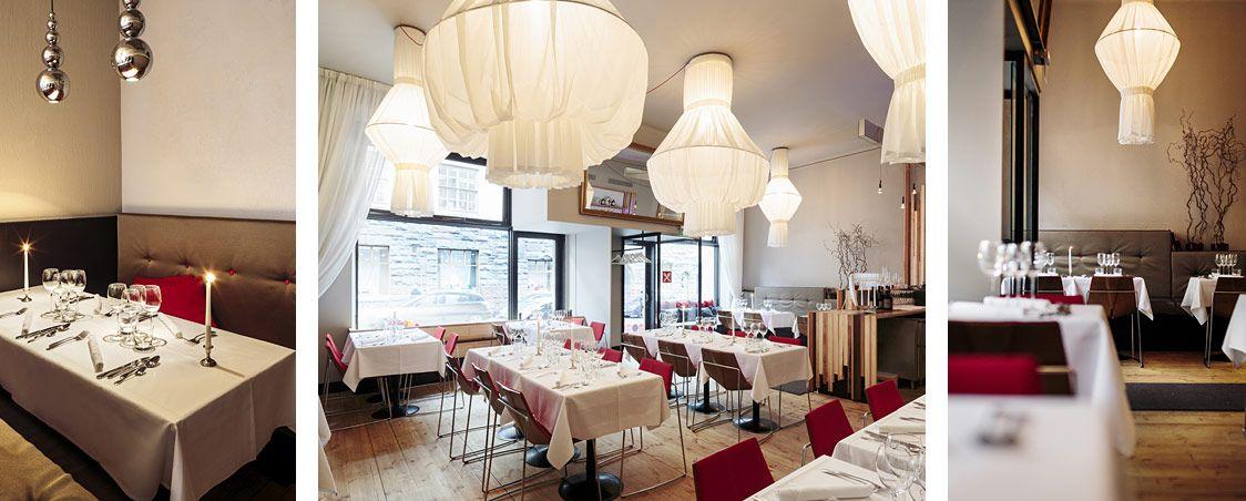 Restaurant Demo in Punavuori, Helsinki. Amazing restaurant with one Michelin Star!