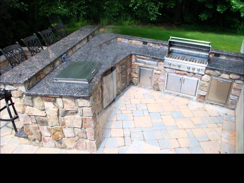Faux stone for outdoor kitchen jubizfo pinterest