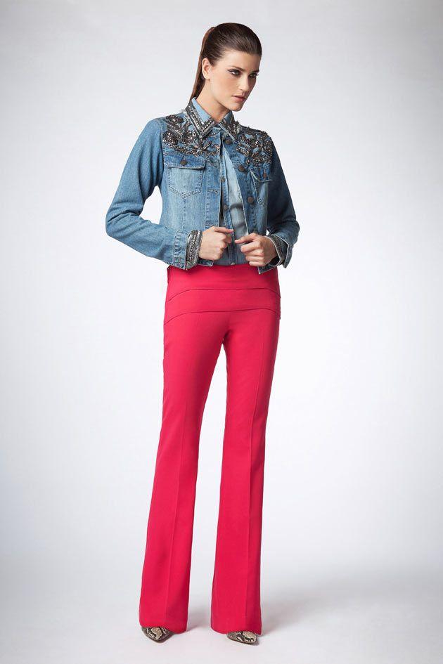 Jeans caprichado