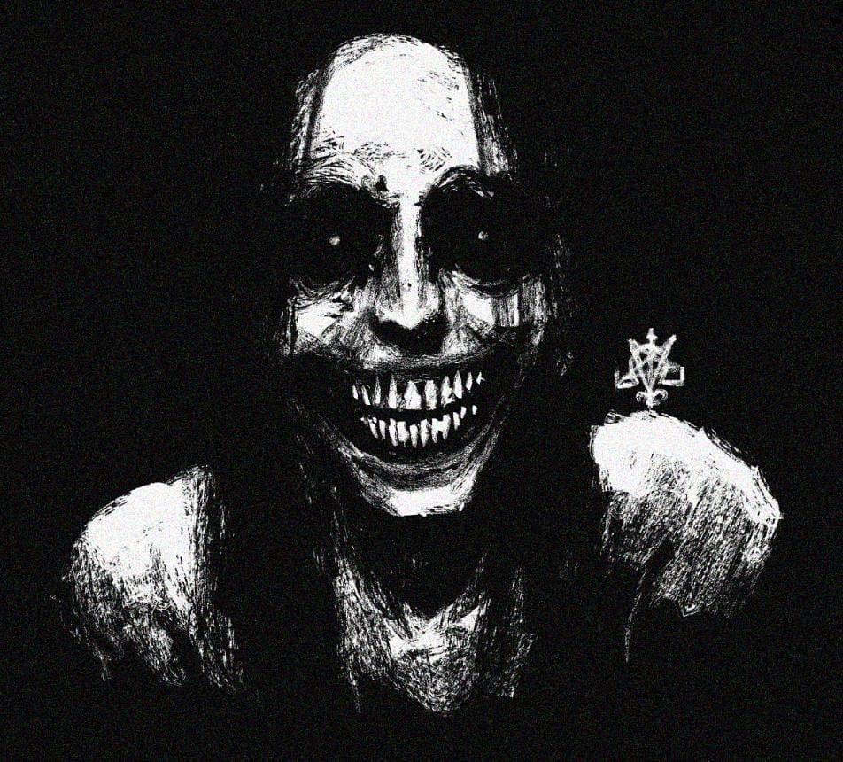 #horror #creepy #darkart #darkartist #horrorart #demon #sa
